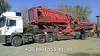 Международные перевозки негабаритных грузов Украина - Польша. Аренда трала. Негабарит
