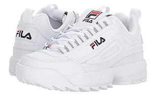 Женские кроссовки Fila Disruptor II Premium