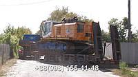 Международные перевозки негабаритных грузов Украина - Молдавия. Аренда трала. Негабарит