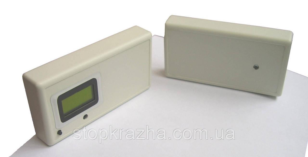 Ссчетчик подсчета посетителей на батареках
