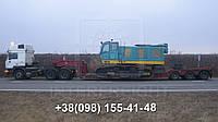 Международные перевозки негабаритных грузов Украина - Венгрия. Аренда трала. Негабарит