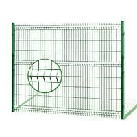 """Комплект ограждения  Стандарт ТМ """"3D Забор"""" высота 1530 мм (цена за 1 м.п.)"""