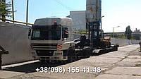 Международные перевозки негабаритных грузов Украина - Чехия. Аренда трала. Негабарит
