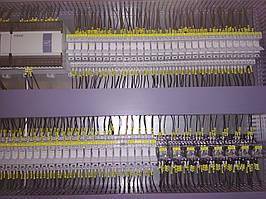 Збірка електрощитового обладнання