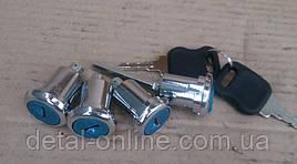 2705-6105080/81-01 Замок двери ГАЗ 2705 с ключами комплект 4замка+2ключа (с 2003 г.)