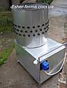Перосъемная машина ПСМ-Б 500 (для бройлера, утки), фото 2
