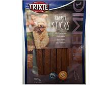 Trixie (Трикси) PREMIO Rabbit Sticks Лакомство для собак с кроликом, 100 гр