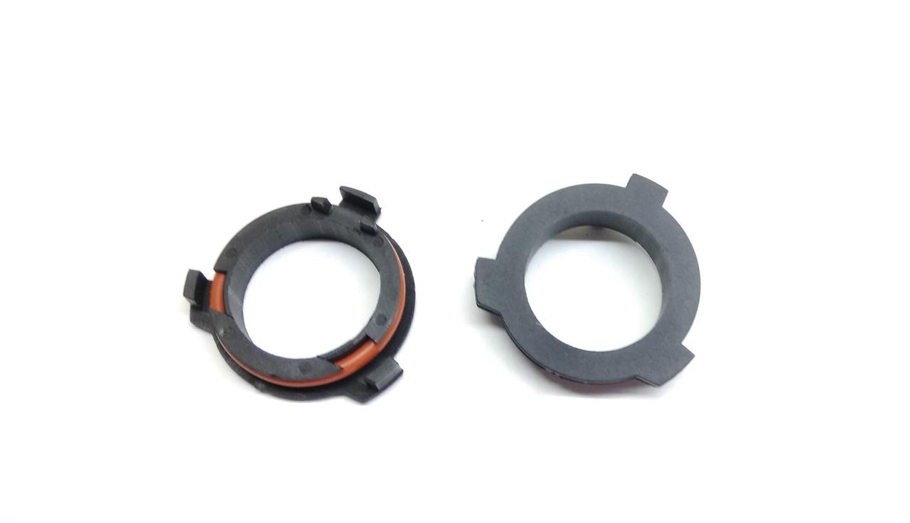 Переходник пластиковый H7 цоколь адаптер для LED и ксенона Opel Astra G (150012)