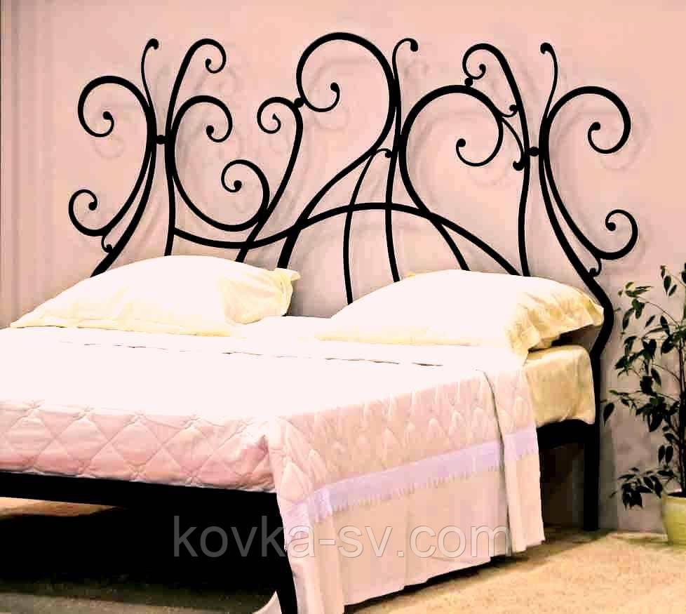 Кровать кованая 1400х2000