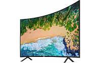 """Изогнутый телевизор Samsung 42"""" 4К + Smart TV UE42NU7300UXUA"""