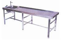Стол подьёмный гидравлический передвижной СПГП