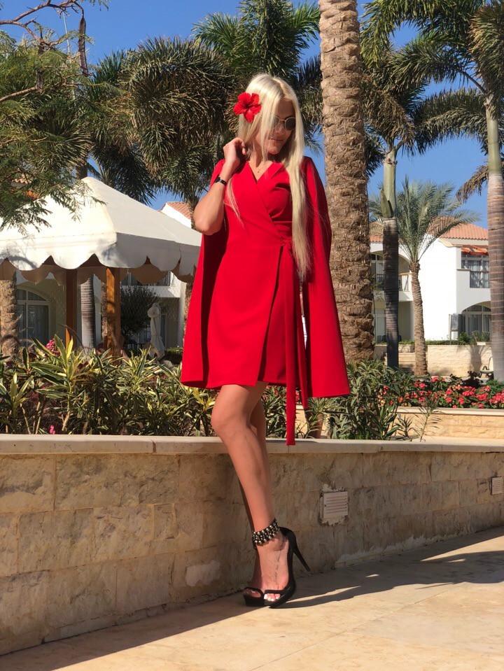 Женское модное платье ФЛ1258