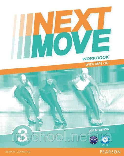 Next Move 3 Workbook + CD ISBN: 9781447943631
