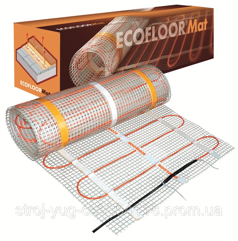 Двужильный мат для теплого пола Fenix Ecofloor Mat LDTS-160 4.15 кв.м.