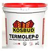 Дисперсионный клей Termolep- D, коричневый, графитовый