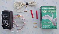 Комплект - терморегулятор для инкубатора ТРТ-1000 с силиконовым тэном