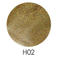 Голограммный глиттер Adore H02, 2,5 г