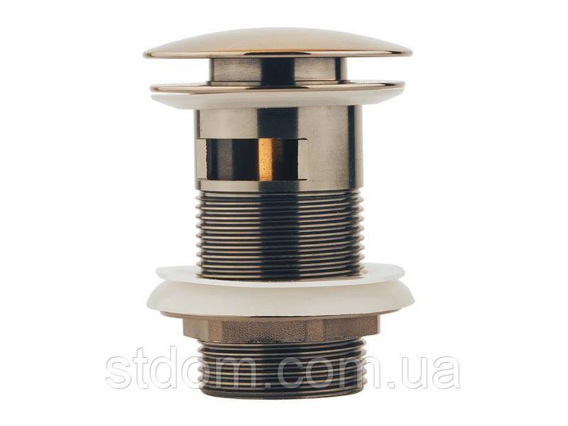 Донный клапан для раковины Newarc 740773E бронза