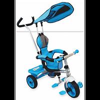 Велосипед 3-х кол. Alexis-Babymix XG18819-4 (blue) (арт.17375)