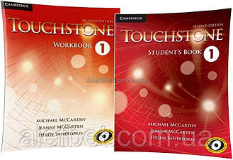 Английский язык / Touchstone / Student's+Workbook. Учебник+Тетрадь (комплект), 1 / Cambridge