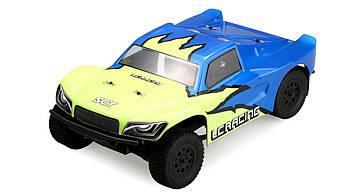 Шорт 1:14 LC Racing SCH бесколлекторный (синий)