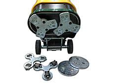 Промислова шліфувальна машина HURRICANE 500 Шлифовальная машина, фото 2
