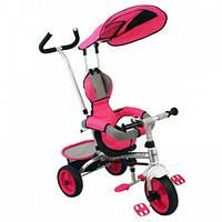 Велосипед 3-х кол. Alexis-Babymix XG18819-4 (pink) (арт.17378)