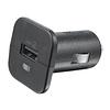 Авто зарядка TRUST URBAN 5W with micro-USB cable 1m (Black)