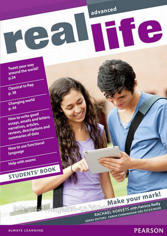 Real Life Advanced Students' Book ISBN: 9781405897037, фото 2