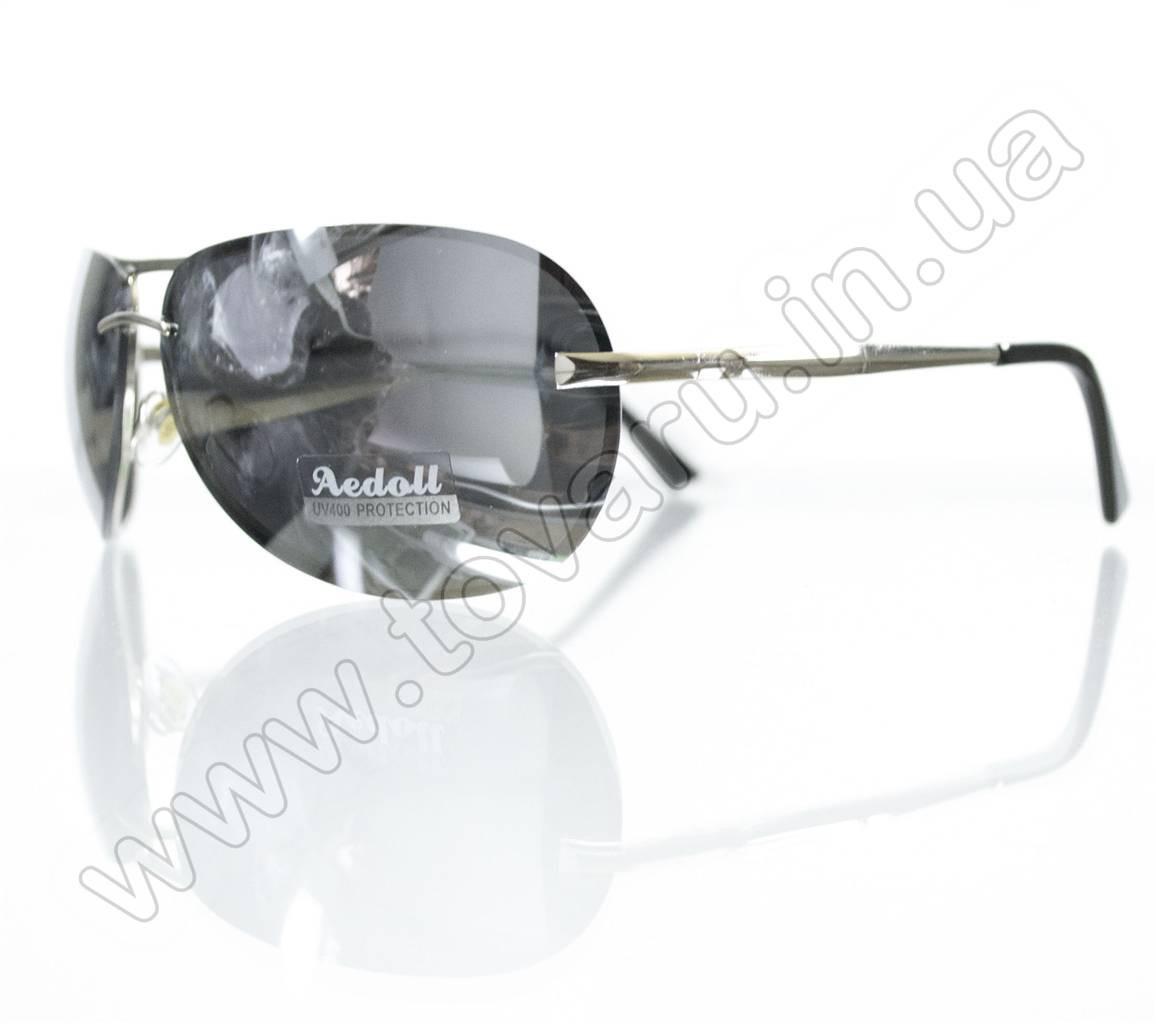 Оптом Очки унисекс солнцезащитные - Зеркальные - 08220