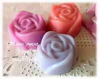 """Мини мыло """"Роза"""", фото 1"""