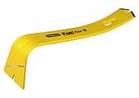 """Лом STANLEY з цвяховидалювачем """"FatMax® Wonder Bar"""" з пружинної сталі l=381 мм"""