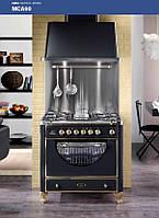 Плита кухонная ILVE серии Majestic Antique MCA 70, MCA 76, MCA 90, MCA150 (кухонный блок)