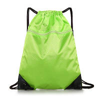 Рюкзак-мешок спортивный салатовый