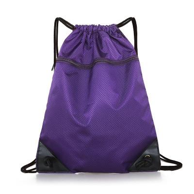 Рюкзак-мешок спортивный фиолетовый