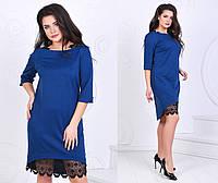 Женское модное платье ВЛ1116(бат), фото 1