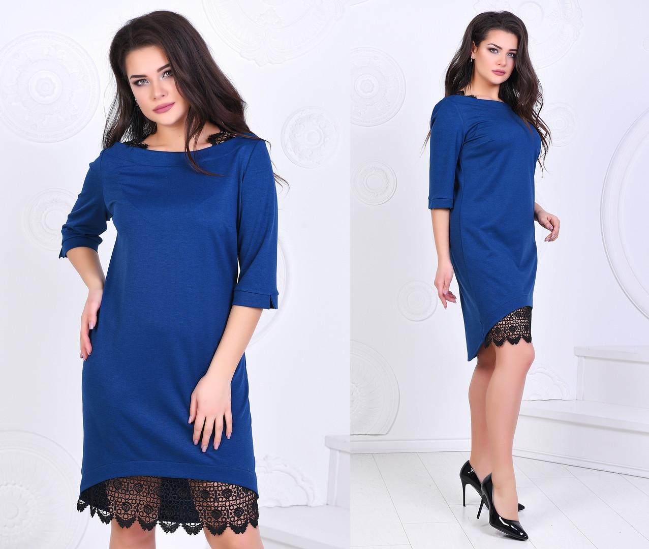 Женское модное платье ВЛ1116(бат)