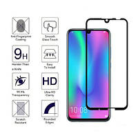 Защитное стекло iPaky Xbillion 3D Full Glue для Huawei P Smart 2019 Black