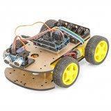 Електронний конструктор Haitronic Розумний робомобіль, для розвитку дітей