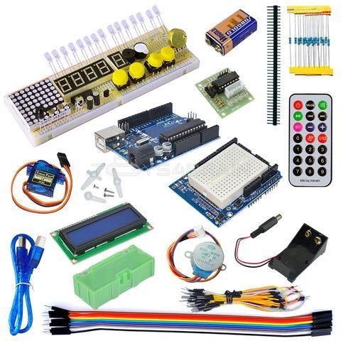 Електронний конструктор Haitronic Стартовий набір для Arduino, для розвитку дітей