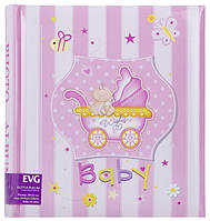 Альбом EVG 30sheet S29x32 Baby car pink