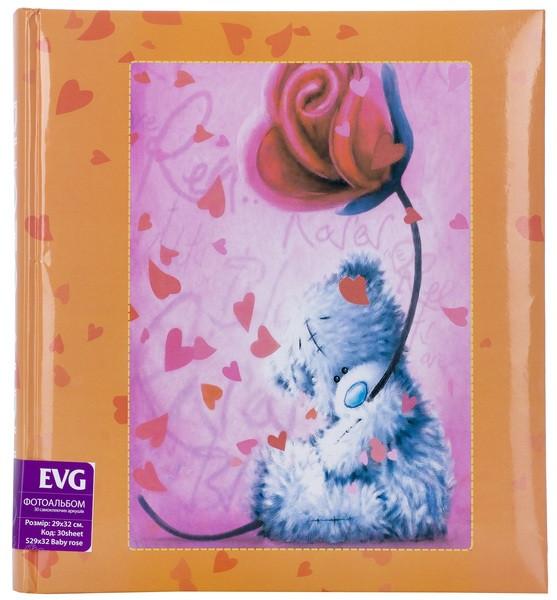 Альбом EVG 30sheet S29x32 Baby rose