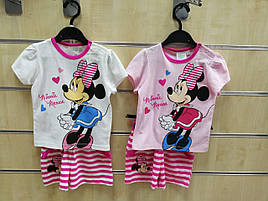 Комплект для девочек Disney 68-86 р.р.