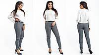 """Женские брюки больших размеров """" Классика """" Dress Code"""