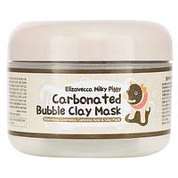 "Пузырьковая глиняная маска Elizavecca, Milky Piggy ""Carbondated Bubble Clay Mask"" (100 г)"