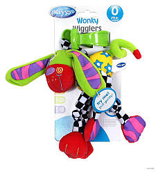 Іграшка на коляску Playgro Хитний щеня