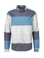 Мужская рубашка с длинными рукавами от !Solid (Дания) Leu в размере L
