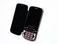 """Телефон Samsung S28 Черный - 2Sim + 2,8"""" + Чехол, фото 1"""