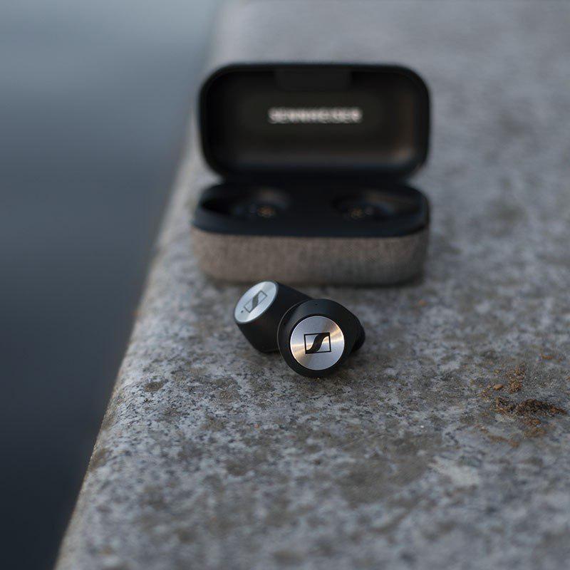 Bluetooth гарнитура Sennheiser MOMENTUM True Wireless беспроводные наушники