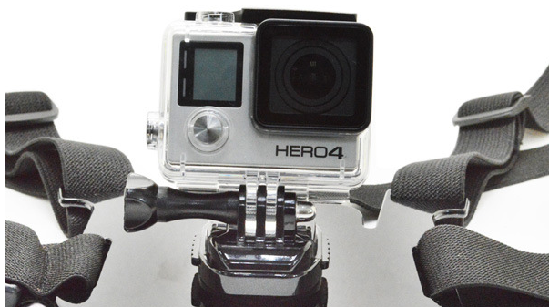 Крепление на грудь с платформой 360°(Chest mount) GoPro, фото 2